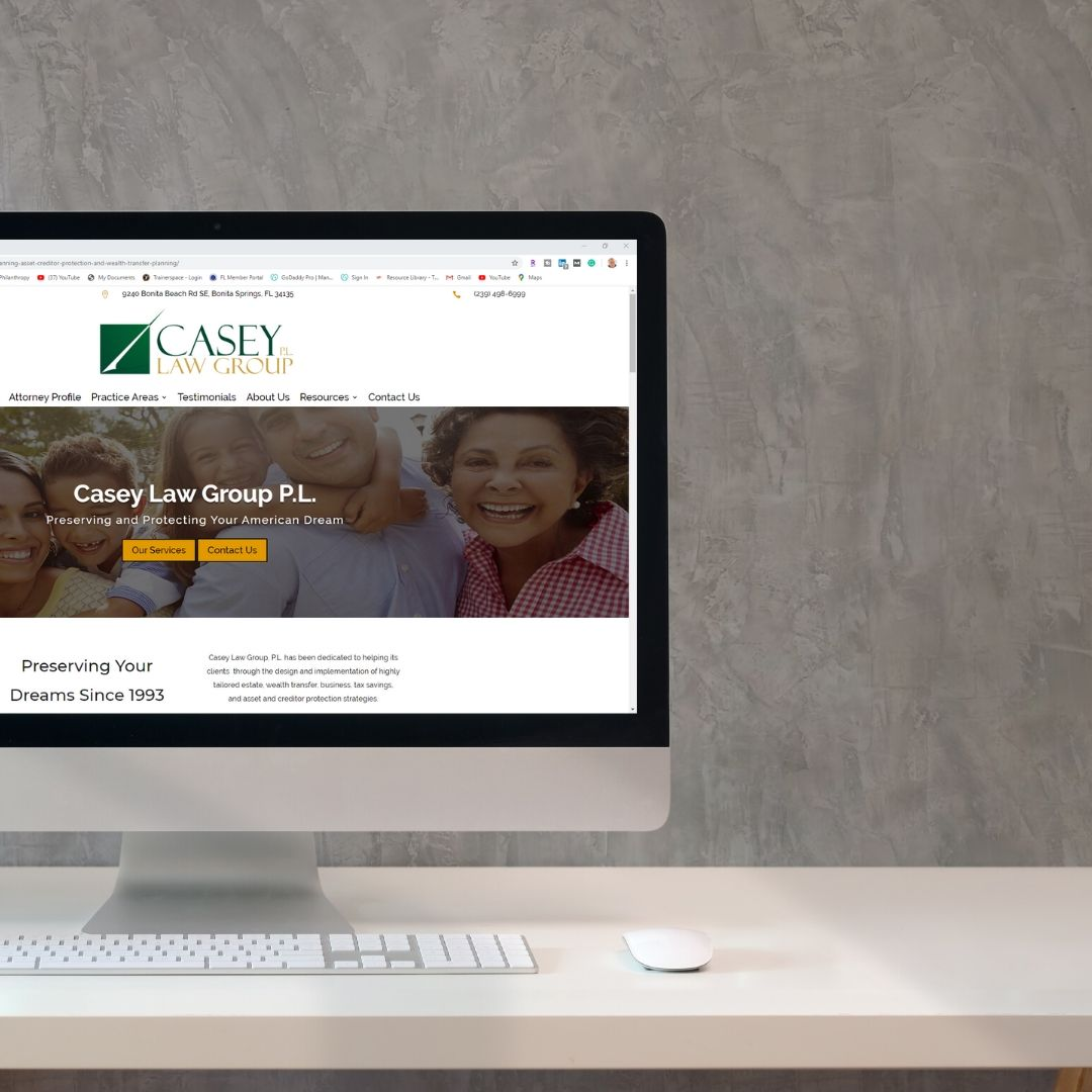 Terms and Conditions Of Casey Law Group